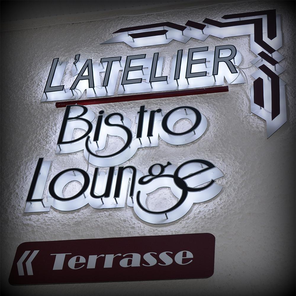 Atelier Bistro Lounge Bouillon